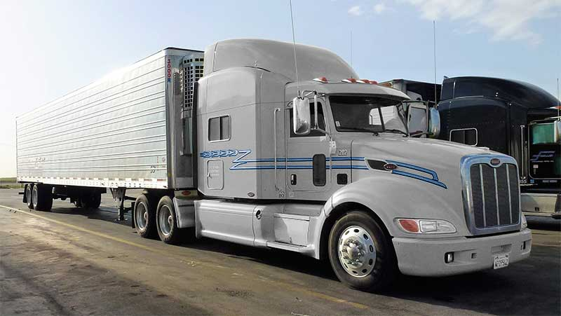 Reefer Trucking, Refrigerated Trucking Commpany